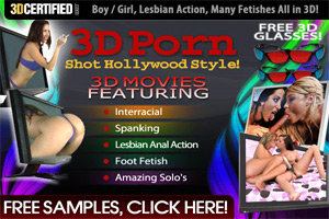3D Certified Porn