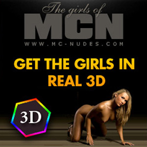 The Girls of MCN in 3D