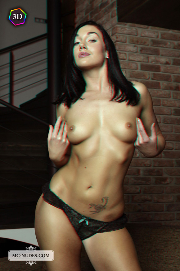 horny-tanned-girl-getting-naked-in-stereo-3d